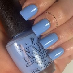 The I's Have It Swatch from the Alice Through The Looking Glass Collection by OPI