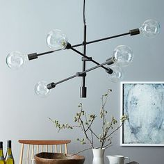 Mobile Chandelier #westelm
