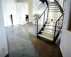 Concrete Floors David Pettigrew Diamond D Company Capitola, CA - cleaning instructions