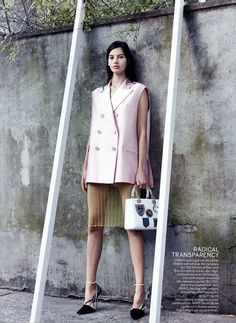 """""""More is More"""" by Craig McDean for Vogue US January 2014"""