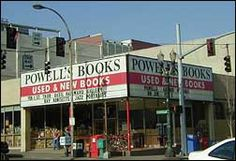 Powell's City of Books is a book lover's paradise, the largest used and new bookstore in the world. Located in downtown Portland, Oregon, and occupying an entire city block, the City stocks more than a million new and used books. Nine color coded rooms house over 3,500 different sections, offering something for every interest, including an incredible selection of out-of-print and hard-to-find titles.
