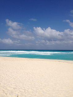 White Sand, Bluest Ocean