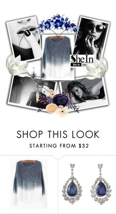 """""""shein"""" by timkam ❤ liked on Polyvore featuring Paul Frank, women's clothing, women's fashion, women, female, woman, misses and juniors"""