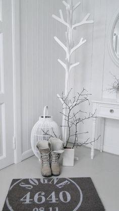Foto pinnata dalla nostra lettrice  gemma. Tutto bianco Stylizimo - Home. Decor. Inspiration.