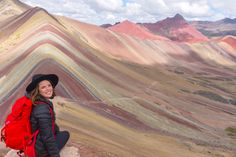 Looking to climb Rainbow Mountain in Peru? This guide includes tips for making the trek, including what to bring and what to expect on the journey.