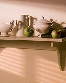 Diy: How To Make A Shelf Bracket ( With Template )