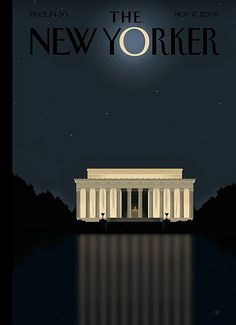 'New Yorker' by Bob Staake