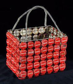 What a fun and creative idea for a purse :)