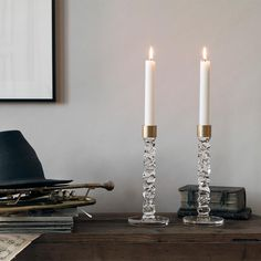 Carat Candlestick, Set of 2 | Zola