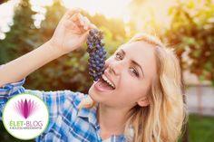A szőlő egy igazi őszi szupergyümölcs! Fedezd fel jótékony hatásait blokunkon!