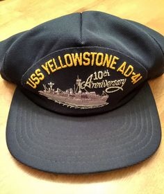 20409669 18 Best USS Yellowstone AD41 images | 3 year olds, 3 years, Go navy