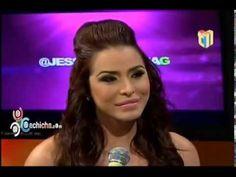 Entrevista A @Jessicapereirag con @Jochysantos en @Divertidojochy #Video - Cachicha.com