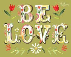 Be love