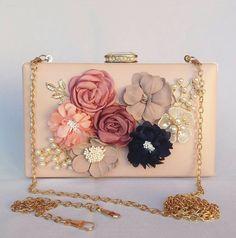 Bolsa clutch de festa, bolsa de festa, bolsa de casamento Deoli Atelier https://www.deoliatelier.com.br/