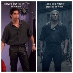 The 20 Best Witcher Memes. Toss a coin to your witcher. or just some memes from one of our favorite Netflix shows starring Henry Cavill. The Witcher Geralt, Geralt Of Rivia, Dark Humour Memes, Memes Humor, Fandom Memes, Funny Humor, Film Anime, Ross Geller, Great Memes