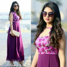 Kurti as a dress