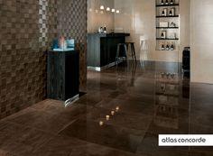 #MARVEL bronze and beige | #AtlasConcorde | #Tiles | #Ceramic