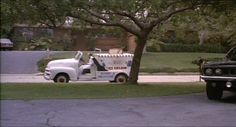 """The 1954 Chevrolet 3112 ½ Ton Ice Cream Truck used by Reggie Bannister in """"Phantasm, 1979"""""""