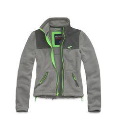 Hollister So Cal Oceanside Fleece Jacket Mens Fleece Jacket, Hoodie Jacket, Blazer Jacket, Fleece Jackets, Outerwear Women, Outerwear Jackets, Sports Hoodies, Hollister, Winter Outfits