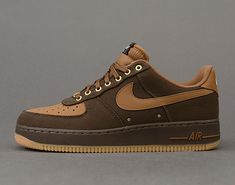 Nike Air Force 1 Light British Tan | MATÉRIA:estilo