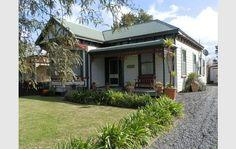 1900's Villa - Gisborne, New Zealand