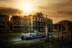 El Canal Grando(Venice) by Maurizio Fecchio on 500px