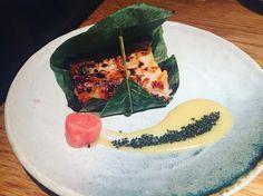 Black cod marinated in yuzu miso  Roka Canary Wharf  #roka #rokacanarywharf #japanese #japaneserestaurant #japanesefood #london #canarywharf #canadasquare #londoneats #londonrestaurants #blackcod #yuzumiso #cod #rokablackcod #brunch #londonbrunch food #foodie #foodblogger #instafood #youmeandfood by youmeandfood_