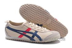 cf7b4660f98 Now Buy OnitsukaTiger Mens Beige Blue Red For Sale Save Up From Outlet  Store at Footlocker.