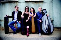 The Chiara Quartet.