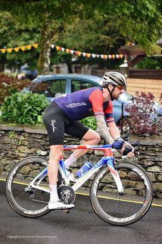 https://flic.kr/p/KY4Arn | Tour of Britain - Stage 2 | 2016 Tour of Britain stage 2, Carlisle to Kendal.  Sir Bradley Wiggins, Grasmere, Lake District.