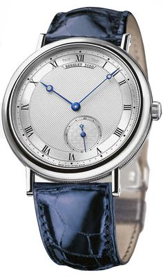 Breguet Classique White Gold Automatic Mens Watch 5140BB129W6