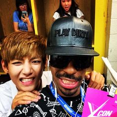 #bangtanboys #bts // that's Nate from American Hustle Life, right?:)