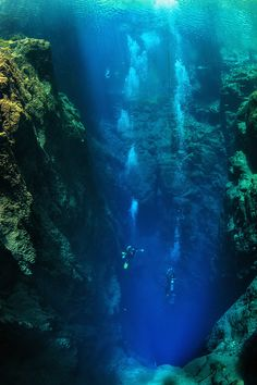 "Lagoa Misteriosa, which translates as ""Mysterious Lagoon"".  Brazil"