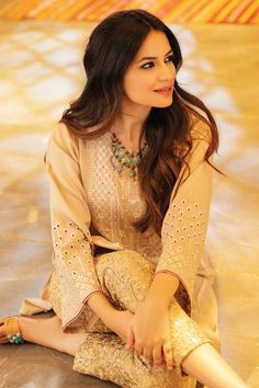 Pakistani Kurta Designs, Spring Collection, Best Brand, Suits For Women, Lawn, Ready To Wear, Spring Summer, Beige, Stylish