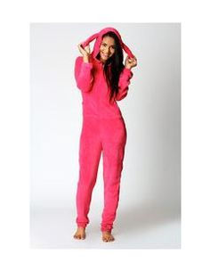 The Onesie is back and they're selling like hotcakes!  We thought this rabbit inspired onesie was cute.  Recommended for only wearing at home though!