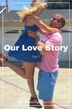 Our Love Story: Part I        http://www.sownwithstrength.com/2015/09/a-fairytale-love-story-part-1.html