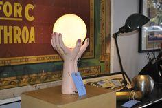 Cool Hands Lamp from Katz Modern, Berkeley | Palm Springs Modernism Show & Sale Fall Edition