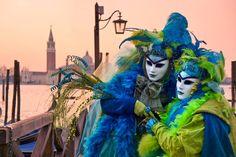 Объявлены даты карнавала в Венеции