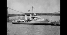 Pentagon Researching USS Turner Sailors Missing in Action Since WWII