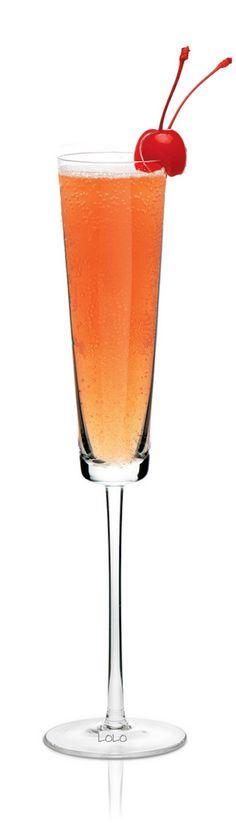 MIXOLOGY- Campari America MOM-osa- Refreshing and Luxurious #Drinks #LadyLuxuryDesigns