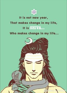 It's not New year that makes change in my life it's Shiva homemade change in my life Mahakal Shiva, Shiva Art, Shiva Meditation, Rudra Shiva, Lord Shiva Hd Wallpaper, Lord Shiva Family, Lord Shiva Painting, Lord Mahadev, Lord Murugan