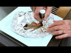 SeaBear's Video Recipe for Wild Salmon Grilled In Pouch