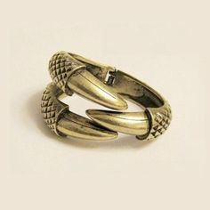 Gold Claw Eagle Edgy Cuff Bracelet Please ask or comment with any offers or questions! Nasty Gal Jewelry Bracelets