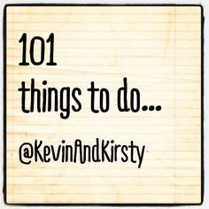 "Writing a ""101 Bucket List""... #bucketlist #wishlist #goals #future #motivation #inspiration"