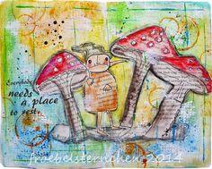 Tief im Wald - Froebelsternchen
