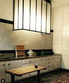 Tiny Home Interior Work in progress. Interior Work, Interior Design Kitchen, Interior Architecture, Layout Design, Küchen Design, Diy Kitchen, Kitchen Dining, Japanese Interior, Cheap Home Decor