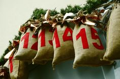 For the countdown to Christmas here are 10 alternative Christmas advent calendar for children that do no contain chocolate!