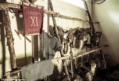 Scuola Gladiatori Roma - traditional gladiator school 2 -