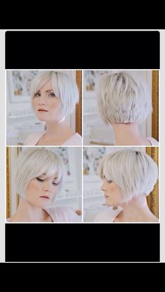 Short hair via Whippy Cake