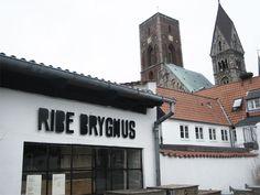 Ribe Bryghus Signage